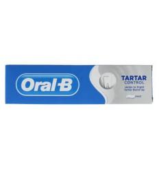 ORAL B TRATAR CONTROL PASTA DENTAL 100 ml