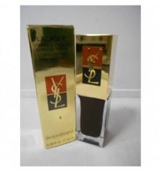 YSL La Laque Long-Lasting N 4 Rouge Nuit Esmalte de uñas