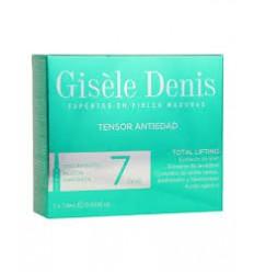 GISÈLE DENIS TENSOR ANTIEDAD TOTAL LIFTING 7 DIAS 7 AMPOLLAS 1,5 ml