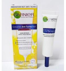 GARNIER CONCENTRADO ANTIMANCHAS EFECTO PEELING NOCHE 30 ml