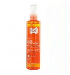 ROC SOLEIL PROTEXION+ SPRAY ANTIEDAD PROTECCIÓN INVISIBLE SPF 30 CORPORAL 150 ml